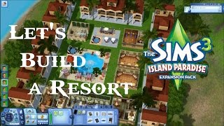 Sims 3 Island Paradise Ep #03 - Let
