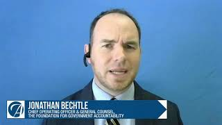Jonathan Bechtle at the 2020 ALEC Annual Meeting