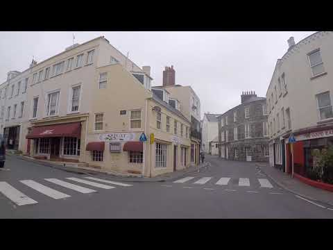 Guernsey St Peter City Center, Gopro / Guernesey St Peter Centre ville, Gopro