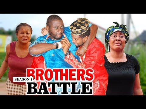 BROTHERS BATTLE (NGOZI EZEONU) - LATEST NIGERIAN NOLLYWOOD MOVIES