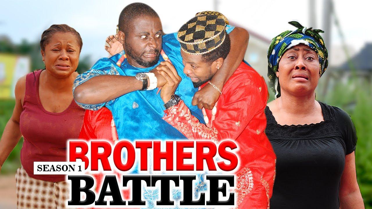 Download BROTHERS BATTLE (NGOZI EZEONU) - LATEST NIGERIAN NOLLYWOOD MOVIES