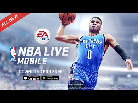NBA LIVE Mobile Launch Trailer | App