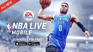Nba live mobile launch trailer | app store & google play