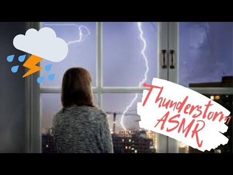 ASMR: Thunderstorm Sounds For Sleeping