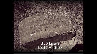 Inter-City Ghost Hunters (ICGH) - J. Stowe Elmwood Cemetery (Detroit)