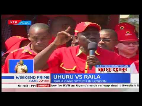 President Uhuru tells foreign nations to stop interfering Kenya
