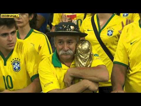 The Saddest Man In The 2014 Fifa World Cup