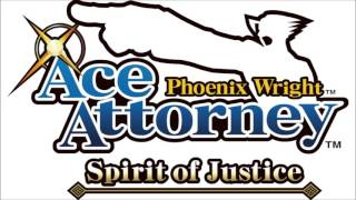 Repeat youtube video Cross-Examination ~ Allegro 2016 - Ace Attorney: Spirit of Justice Music Extended