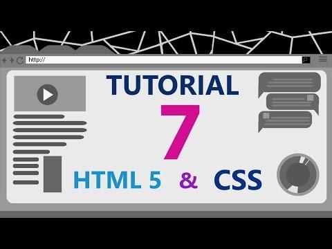 #07 Tutorial HTML & CSS [ROMANA] - Editarea Header-ului