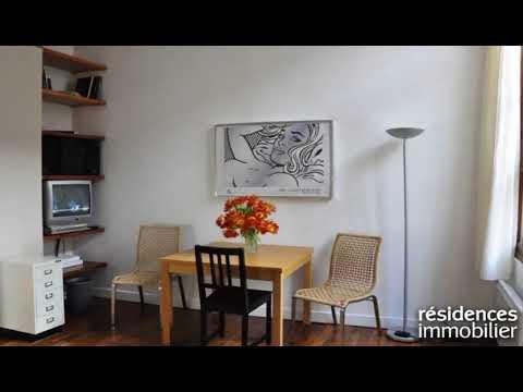 PARIS  6EME - APPARTEMENT A LOUER - 1 750 € - 32 m² - 2 pièces