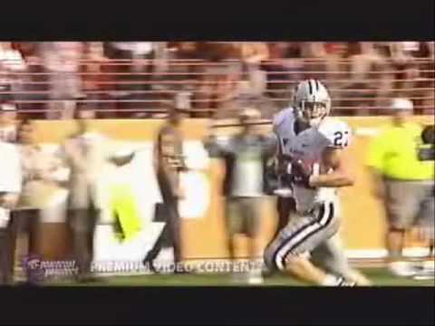 Jordy Nelson Punt Return TD vs Texas (2007)