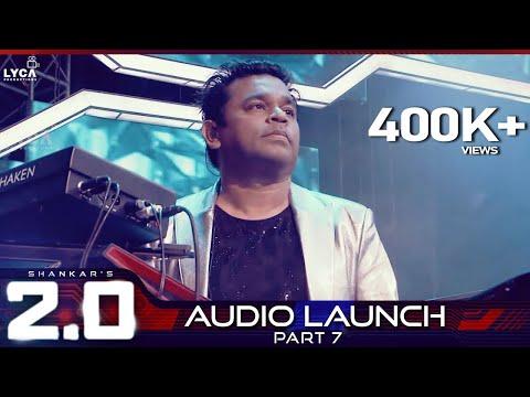 2.0 Audio Launch - Part 7   Rajinikanth, Akshay Kumar   Shankar   A.R. Rahman