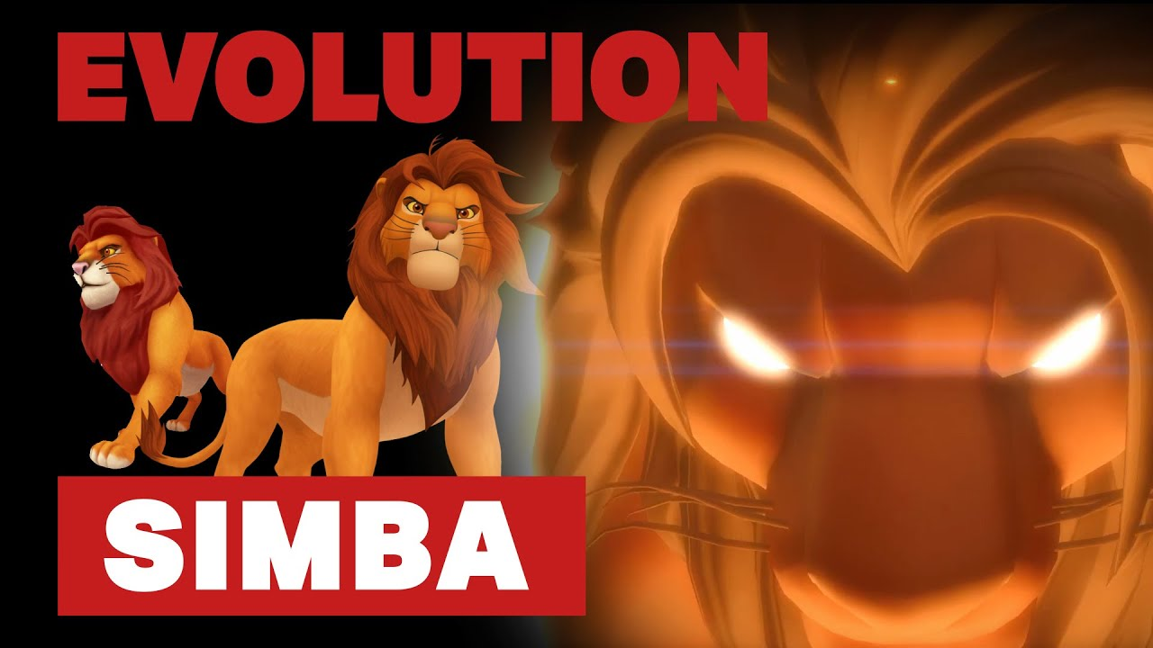 The Complete Evolution of Simba