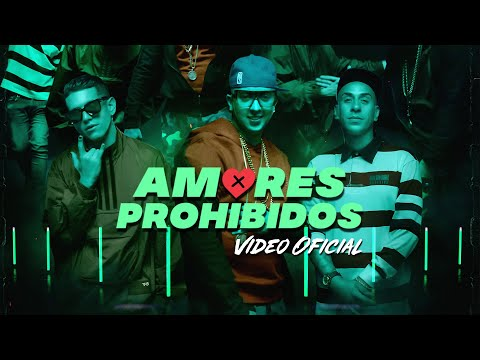Amores Prohibidos - Trebol Clan Ft. Lenny Tavárez & Yomo (Prod. Dj Joe & Durako) [Video Oficial]