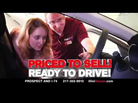 Illini Nissan Commercial - YouTube