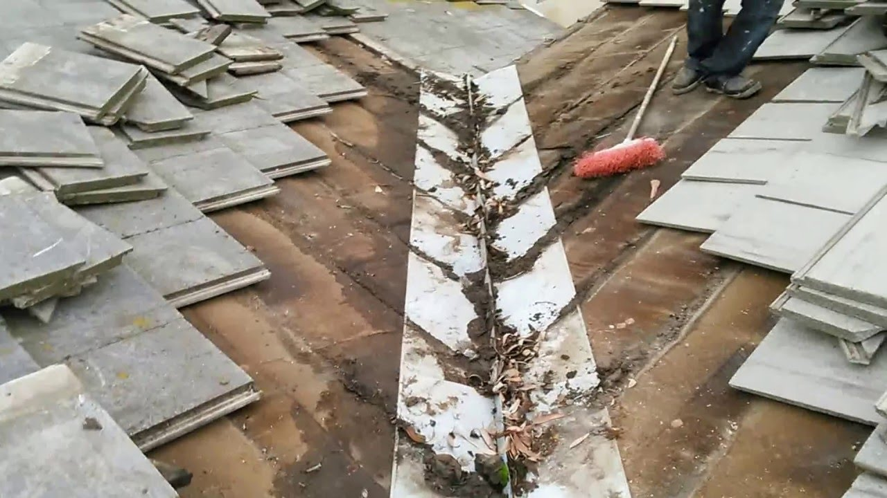 Fix Your Leaky Tile Roof Permanent Stop The Water Enexpensive Great Results You