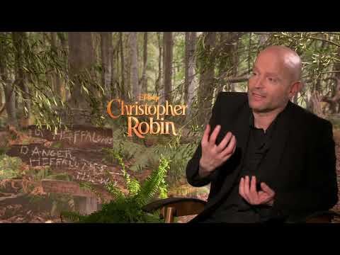 Christopher Robin: Director Marc Forster Official Movie Interview Mp3