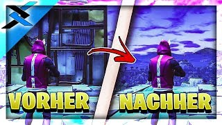 UNSICHTBARE WALLS! Glitch! 😱 - Fortnite Battle Royale