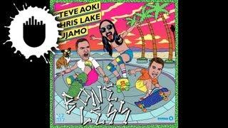 Steve Aoki, Chris Lake & Tujamo - Boneless (Cover Art)
