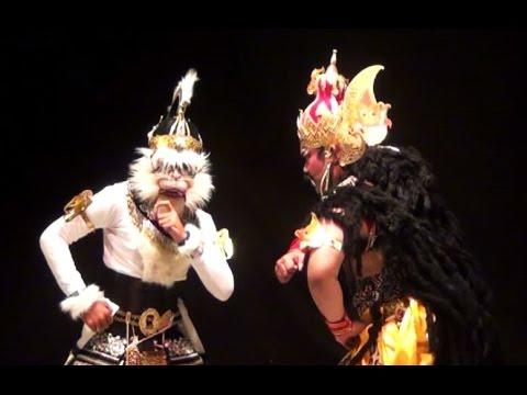 HANUMAN KIPRAH - Wayang Orang Humor - Javanese Dance Theatre - Balai Budaya Minomartani [HD]