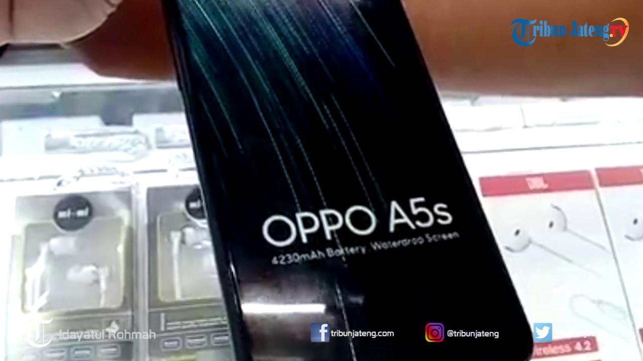 Spesifikasi dan Harga Oppo A5s - YouTube