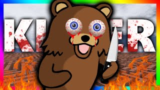 KILLER PEDOBEAR!?!? | Gmod Horror Maze (PEDOBEAR ARMY ATTACKS)