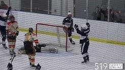 PJHL Playoffs (Game 6) - Woodstock Navy Vets vs Paris Mounties