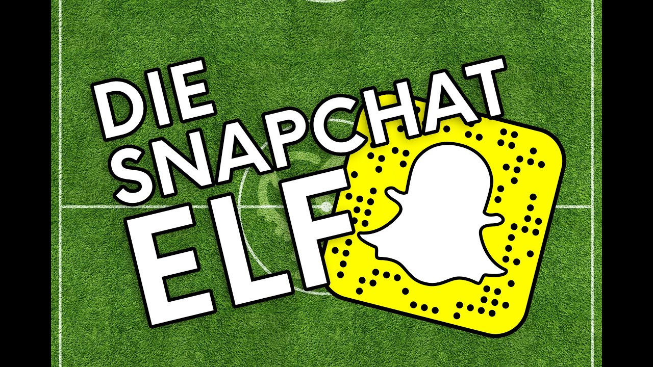 Fußballer Auf Snapchat