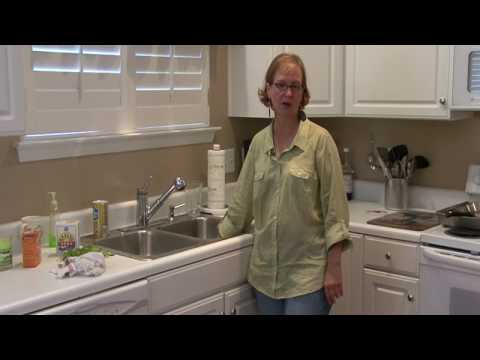 Cleaning Kitchens How To Eliminate Kitchen Odors