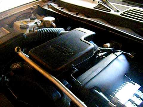 Problemas motor TrailBlazer 6cil / TrailBlazer engine ...