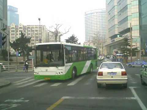 01 05 2011  Foreigner Chatting with Qing Dao Tour Guides 老外跟青岛旅游聊天儿 part 01