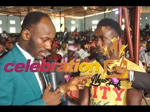 Sunday Service With Apostle Johnson Suleman (9th Oct 2016)