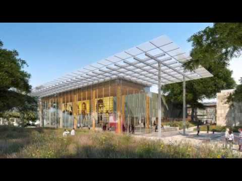 Microsoft Silicon Valley Campus of the Future