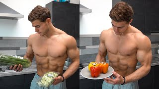 Low Carb Day To Get Shredded | Full Day Of Eating