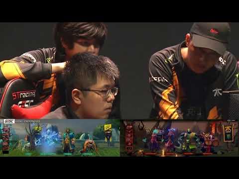 Navi vs InFamous   GESC E Series Jakarta