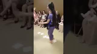 رقص منزلي مصري