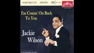 "Jackie Wilson~ ""I"