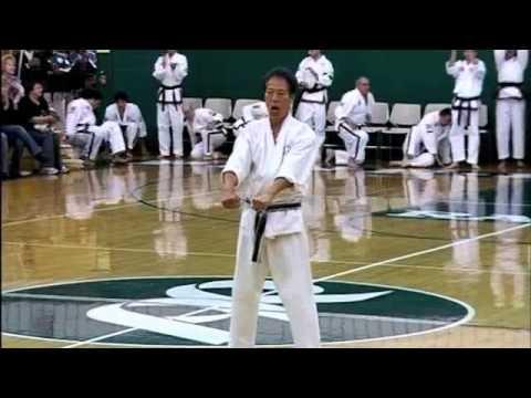 Grand Master Young Bo Kong - 9th Dan