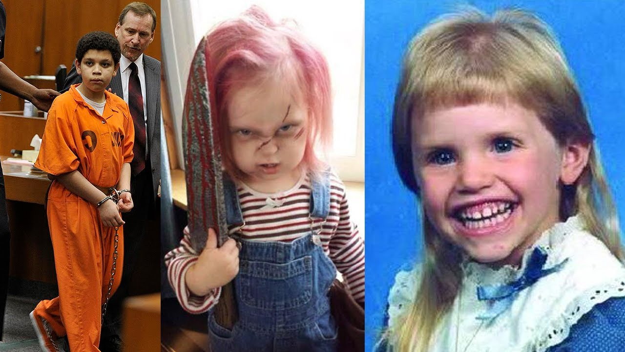 Download 20 Most Dangerous Kids In The World