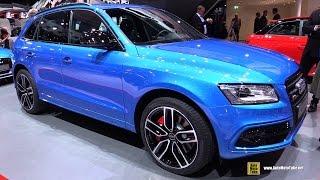 Audi SQ5 TDI Plus 2016 Videos