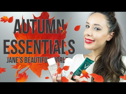 Autumn Essentials 2016|Beautissimi