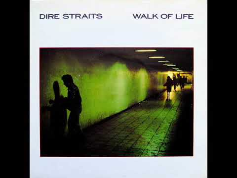 Dire Straits - Walk of Life isolated snare number 1