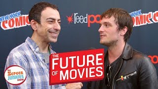 The Future of Movies (Josh Hutcherson and the cast of Hulu's Future Man)