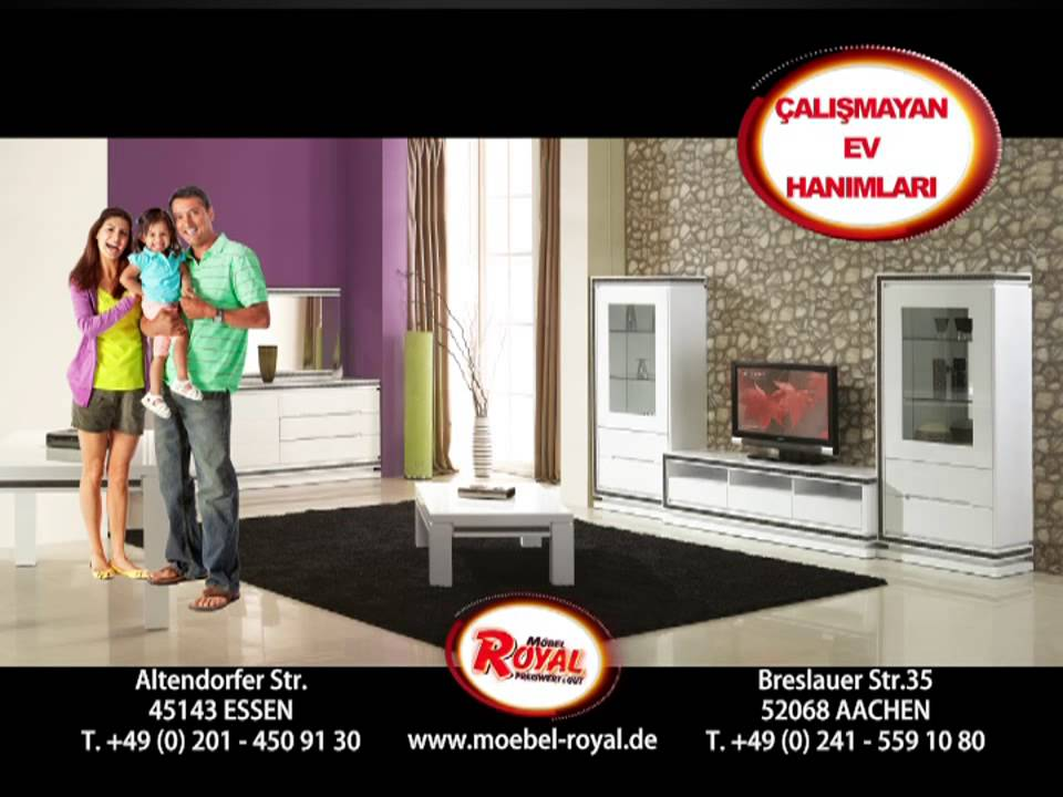 royal moebel spot 27 09 2012 youtube. Black Bedroom Furniture Sets. Home Design Ideas