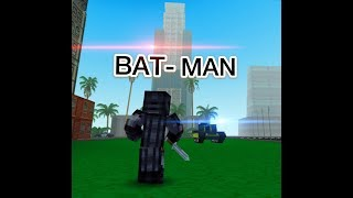 BATMAN the dark knight [BLOCK CITY WARS MOVIE]