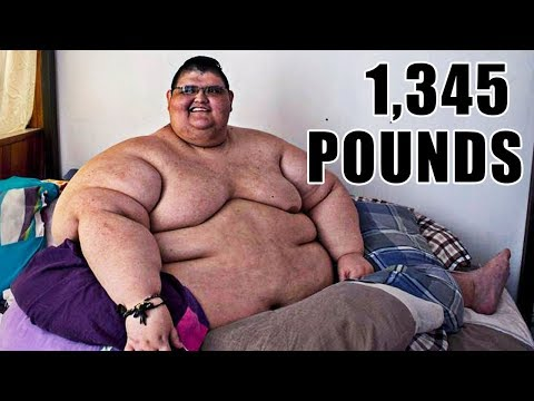 Day In The Life Of The Heaviest Person In The World