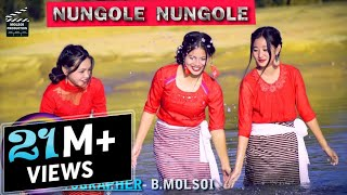 NUNGOLE NUNGOLE (COVER VIDEO) || By_ Bromti, Hana & Nanika || Full HD 2019 ||