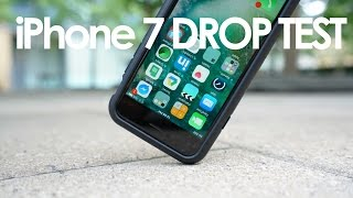 Iphone 7 Drop Test Best Case Bumper Protection Youtube