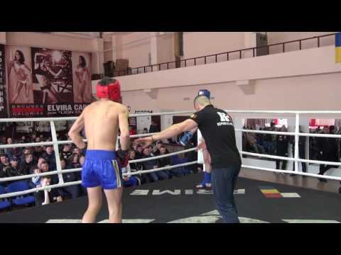 Roman Stănescu vs Frunza Alexandru