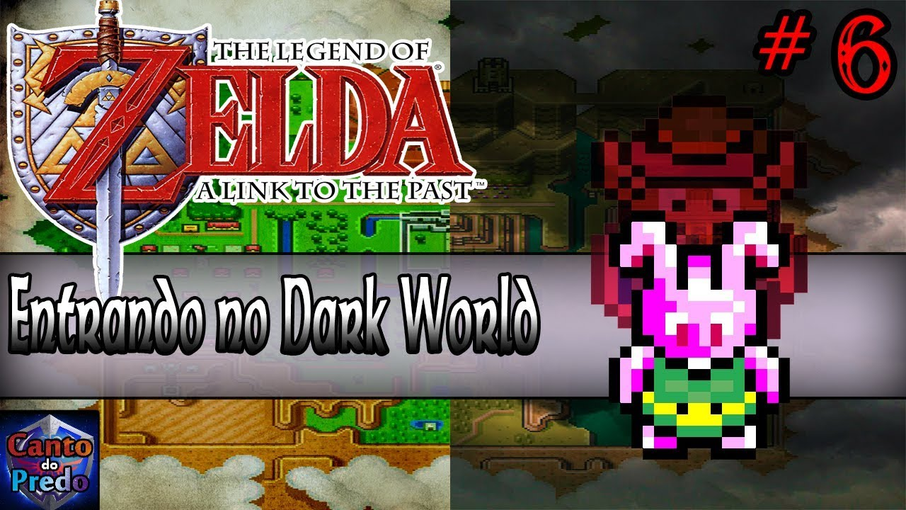 A Link To The Past Dark World Map.Entrei E Sai Do Dark World Zelda A Link To The Past 6 Youtube